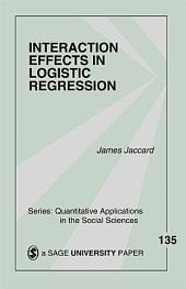 Interaction Effects in Logistic Regression: Issue 135