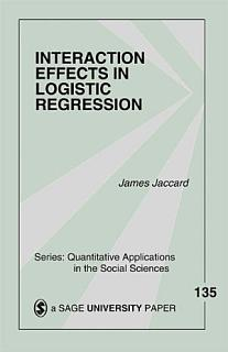 Interaction Effects in Logistic Regression Book