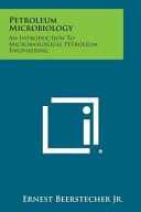 Petroleum Microbiology PDF