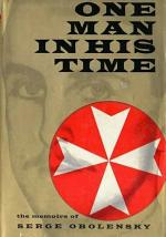 One Man In His Time: The Memoirs Of Serge Obolensky