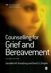 Counselling for Grief and Bereavement PDF