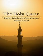 The Holy Quran English Translation of The Meanings