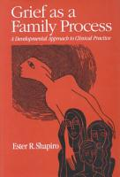 Grief as a Family Process PDF