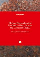 Modern Electrochemical Methods in Nano  Surface and Corrosion Science PDF