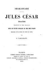 Jules César: tragédie