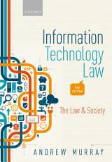 Information Technology Law PDF
