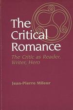 The Critical Romance