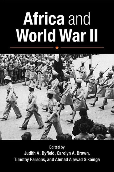 Africa and World War II PDF