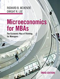 Microeconomics for MBAs Book