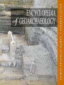 Encyclopedia of Geoarchaeology