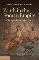 Youth in the Roman Empire PDF