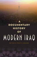 A Documentary History of Modern Iraq PDF