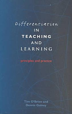 Differentiation in Teaching and Learning PDF