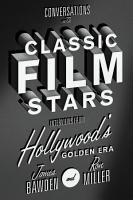 Conversations with Classic Film Stars PDF