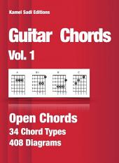 Guitar Chords Vol. 1: Open Chords
