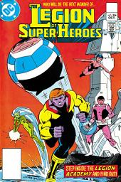 The Legion of Super-Heroes (1980-) #304
