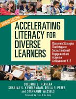 Accelerating Literacy for Diverse Learners PDF