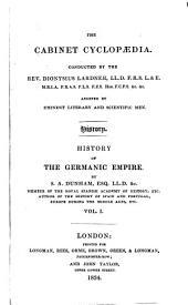 History of the Germanic Empire: Volume 1