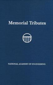 Memorial Tributes: Volume 19