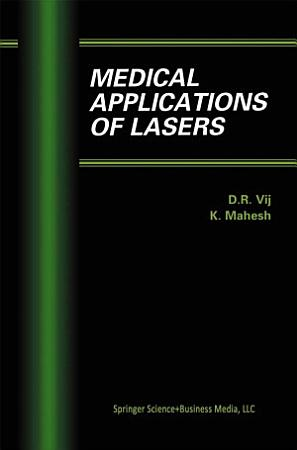 Medical Applications of Lasers PDF