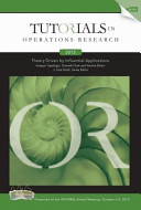 2013 Tutorials in Operations Research PDF