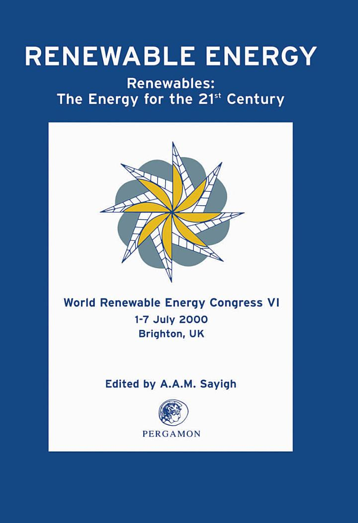 World Renewable Energy Congress VI
