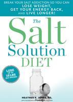 The Salt Solution Diet PDF