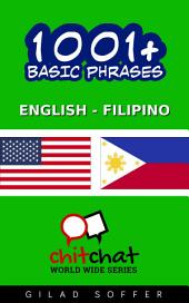 1001+ Basic Phrases English - Filipino