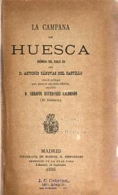 La campana de Huesca: crónica del siglo XII
