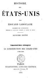 Histoire des États-Unis: Volume 3