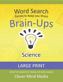 Brain-Ups Large Print Word Search