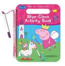 Peppa Pig Wipe-Clean Activity Book