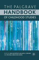 The Palgrave Handbook of Childhood Studies PDF