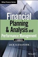 Financial Planning   Analysis and Performance Management PDF