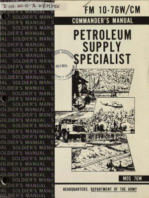 Petroleum supply specialist PDF