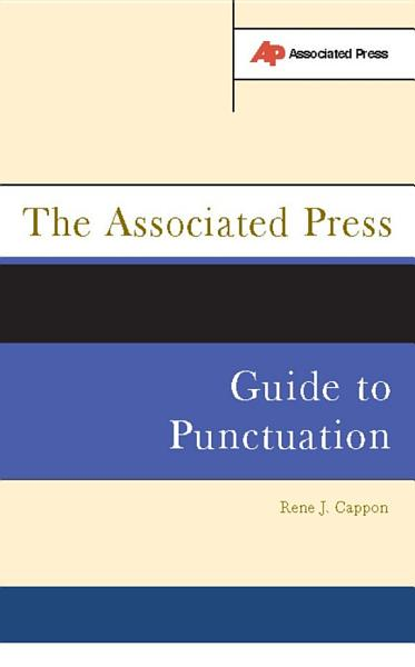 Download The Associated Press Guide To Punctuation Book