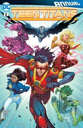 Teen Titans Annual (2014-) #2