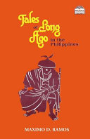 Tales of Long Ago in the Philippines