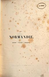 La Normandie par m. Jules Janin