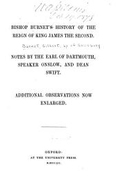 Bishop Burnet's History of the reign of King James the Second