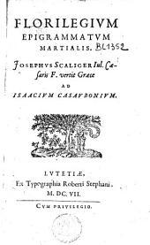 Florilegium epigrammatum Martialis