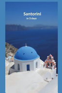 Santorini in 3 Days Book