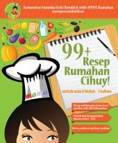 99+ Resep Rumahan Cihuy: Untuk Usia 6 Bulan - 3 Tahun