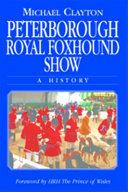 Peterborough Royal Foxhound Show PDF