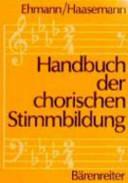 Handbuch der chorischen Stimmbildung PDF