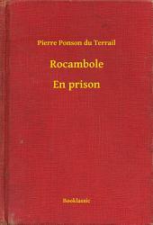 Rocambole - En prison