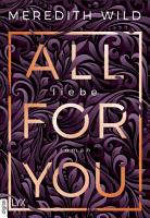All for You   Liebe PDF