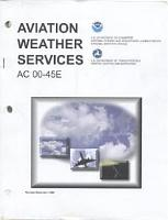 Aviation Weather Services PDF