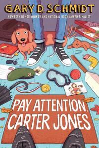 Pay Attention  Carter Jones Book