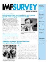 IMF Survey No 2  2003 PDF